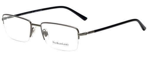 Ralph Lauren Polo Designer Eyeglasses PH1128-9050 in Gunmetal 53mm :: Custom Left & Right Lens