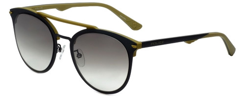 Police Designer Sunglasses Two Souls in Grey Green 53mm