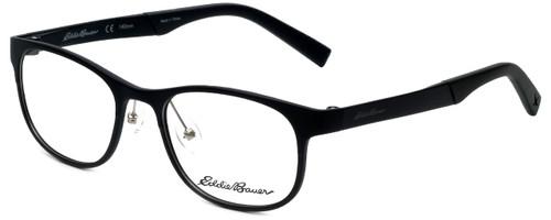 Eddie Bauer Designer Reading Glasses EB32001-BK in Black 51mm