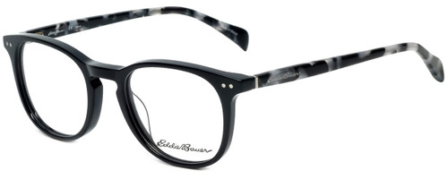 Eddie Bauer Designer Reading Glasses EB32210-BK in Black 49mm