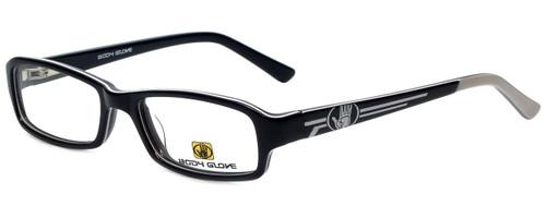 Body Glove Designer Reading Glasses BB128 in Black KIDS SIZE