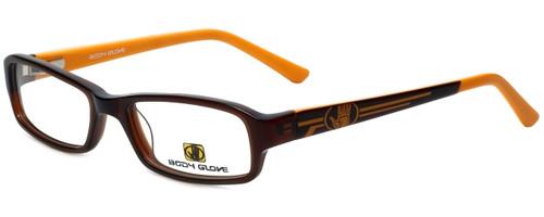 Body Glove Designer Reading Glasses BB128 in Brown KIDS SIZE