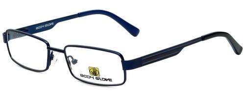 Body Glove Designer Eyeglasses BB127 in Blue KIDS SIZE :: Rx Single Vision