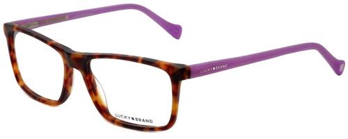 Lucky Brand Designer Reading Glasses D204-Tortoise in Tortoise 56mm