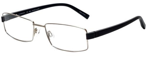 Charmant Designer Eyeglasses CH10741 in Silver 57mm :: Custom Left & Right Lens