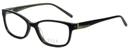 Elle Designer Eyeglasses EL13377-GN in Green 52mm :: Rx Single Vision