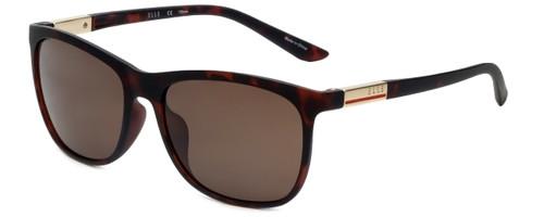 Elle Designer Sunglasses EL14846-HV in Havana with Amber Lens