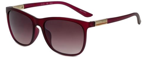Elle Designer Sunglasses EL14846-PU in Purple with Purple Gradient Lens