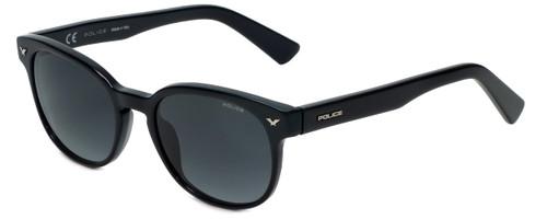 Police Designer Sunglasses Master 4 in Black with Grey Gradient Lens