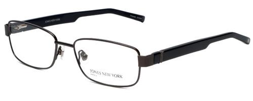 Jones New York Designer Eyeglasses J346 in Gunmetal 53mm :: Rx Bi-Focal