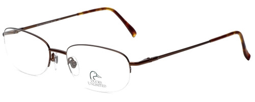 Ducks Unlimited Designer Eyeglasses DU-120 in Bronze 55mm :: Progressive