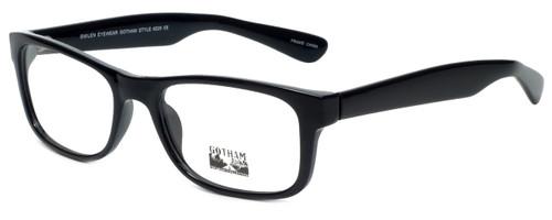 Gotham Style Designer Eyeglasses G229 in Black 60mm :: Rx Single Vision