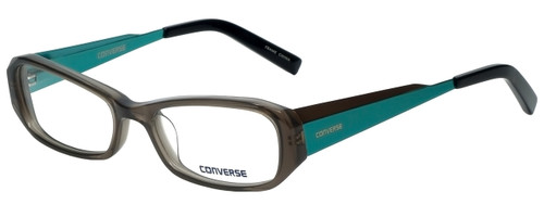 Converse Designer Eyeglasses Composition in Black 50mm :: Rx Single Vision