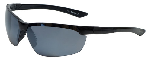 Timberland TB9069-01D Designer Polarized Sunglasses in Black with Grey Lens
