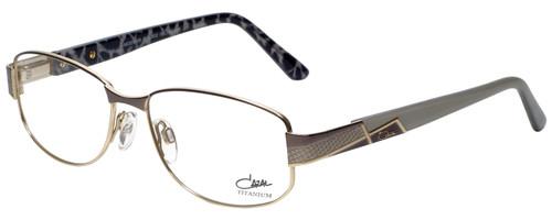 Cazal Designer Eyeglasses Cazal-1206-002 in Grey 53mm :: Custom Left & Right Lens