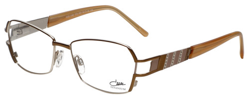 Cazal Designer Eyeglasses Cazal-1088-003 in Bronze 54mm :: Rx Bi-Focal