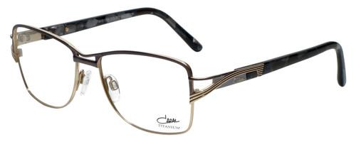 Cazal Designer Eyeglasses Cazal-1204-003 in Anthracite 54mm :: Rx Bi-Focal