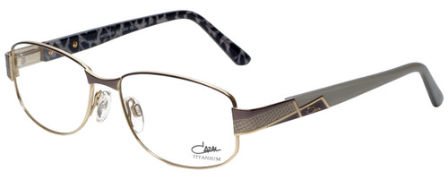 Cazal Designer Eyeglasses Cazal-1206-002 in Grey 53mm :: Rx Bi-Focal