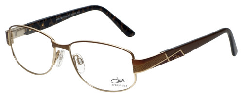 Cazal Designer Eyeglasses Cazal-1206-003 in Brown 53mm :: Rx Bi-Focal