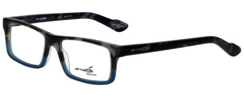 Arnette Designer Eyeglasses Lo-Fi 7060-1176 in Black Havana Blue 47mm :: Custom Left & Right Lens