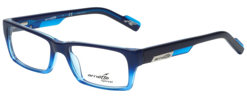 Arnette Designer Eyeglasses AN7039-1072 in Blue Gradient 49mm :: Rx Single Vision