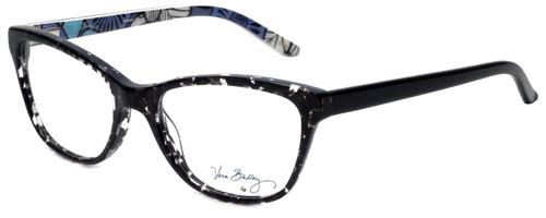 Vera Bradley Reading Glasses Emerson in Blue Bayou with Blue Light Filter + A/R Lenses