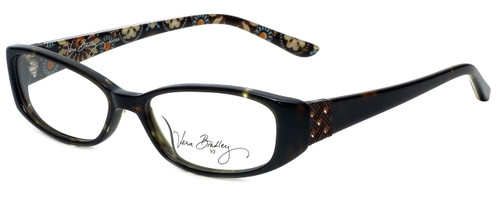 Vera Bradley Designer Reading Glasses Alyssa-CYN in Canyon with Blue Light Filter + A/R Lenses