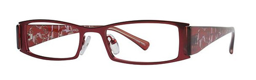 Valerie Spencer 9204 Designer Reading Glasses in Ruby