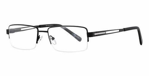 Dale Earnhardt, Jr. Eyeglass Collection 6788 in Black :: Custom Left & Right Lens