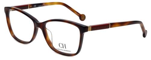 Carolina Herrera Designer Eyeglasses VHE672-0752 in Tortoise 52mm :: Custom Left & Right Lens