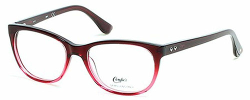 Candies Designer Eyeglasses CA0502-077 in Fuchsia 50 mm :: Custom Left & Right Lens