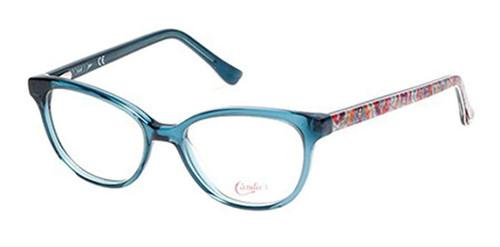 Candies Designer Eyeglasses CA0505-089 in Turquoise 47 mm :: Custom Left & Right Lens
