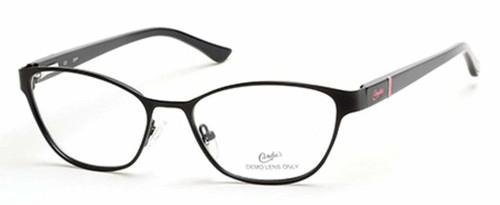 Candie's Designer Eyeglasses CA0119-001 in Matte Black 53 mm :: Custom Left & Right Lens