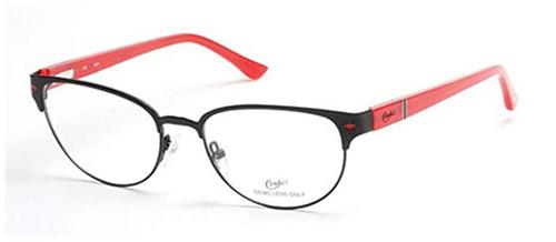 Candie's Designer Eyeglasses CA0120-001 in Matte Black 52 mm :: Custom Left & Right Lens