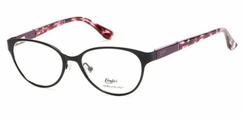 Candie's Designer Eyeglasses CA0139-083 in Matte Black 50 mm :: Custom Left & Right Lens