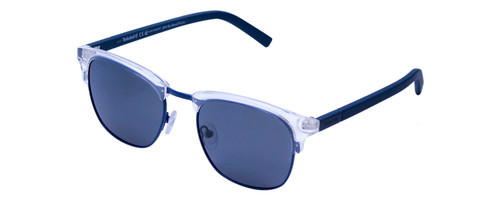 Timberland TB9148-91D Designer Polarized Sunglasses in Navy with Grey Lenses
