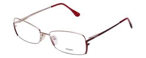 Fendi Designer Eyeglasses F959-688 in Shinyrose 54mm :: Rx Single Vision