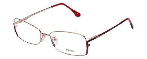 Fendi Designer Eyeglasses F959-688 in Shinyrose 54mm :: Rx Bi-Focal