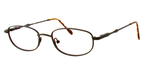Reptile Designer Eyeglasses Monitor in Matte Black :: Rx Single Vision
