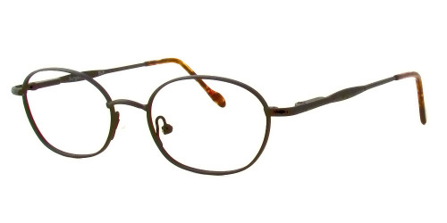 Reptile Designer Eyeglasses Sungazer in Matte Black :: Rx Single Vision