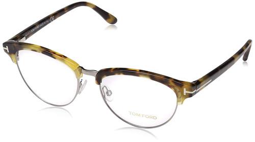Tom Ford Designer Eyeglasses FT5471-056 in Tortoise 53mm :: Rx Bi-Focal