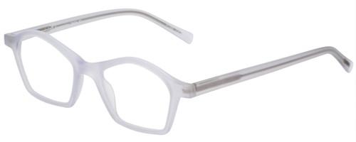EyeBobs Firecracker Designer Reading Eye Glasses 2604-51 Matte Crystal 47mm