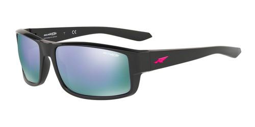 Arnette Boxcar AN4224 Sunglasses in Black Frames/Grey Violet Lens 59mm