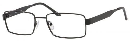 Dale Earnhardt, Jr Eyeglasses 6804 in Satin Black Frames 56mm Progressive