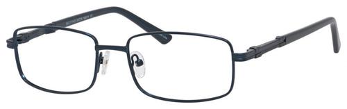 Dale Earnhardt, Jr Designer Eyeglasses 6813 in Satin Navy 54mm Progressive