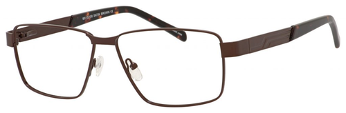 Dale Earnhardt, Jr Designer Eyeglasses 6816-Dale Jr in Satin Brown 60 mm Progressive