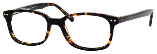 Ernest Hemingway H4602 Unisex Oval Frame Eyeglasses in Tortoise 50 mm  Progressive