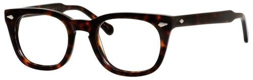 Ernest Hemingway H4668 Unisex Round Frame Eyeglasses in Tortoise 49 mm Progressive
