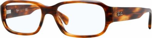 Ray-Ban Rx Designer Eyeglasses 5253-2144 :: Custom Left & Right Lens