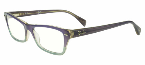 Ray-Ban Rx Designer Eyeglasses 5256-5107 :: Custom Left & Right Lens